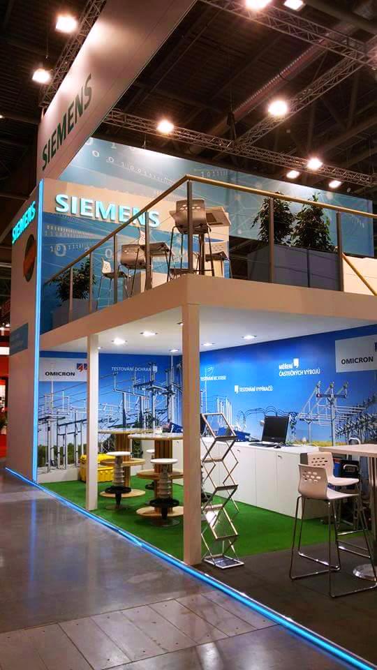 VEEX_Siemens_veletrzni expozice