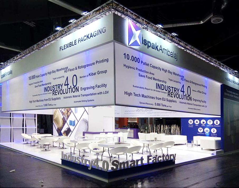 VEEX_Ispak Ambalaj_FachPack Nurnberg 2016_Expo