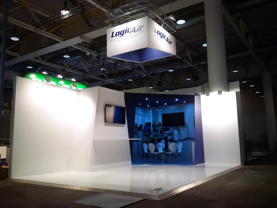 VEEX_LogicAir_ILMAC Basel 2016_Expo