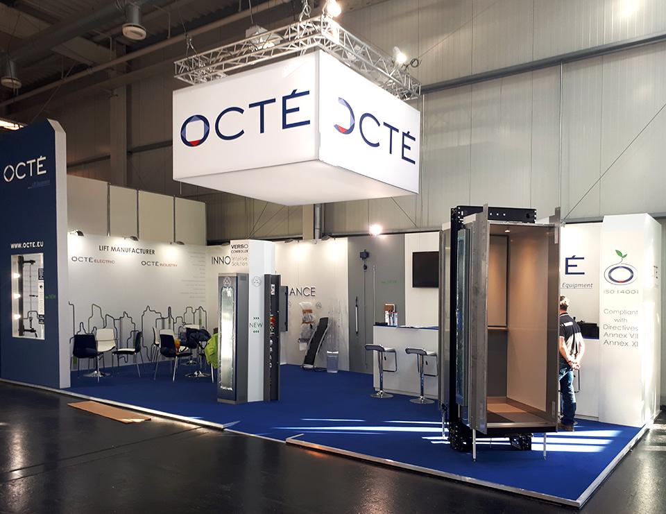 VEEX_Octe_Interlift_Augsburg_2017_exhibition_stand