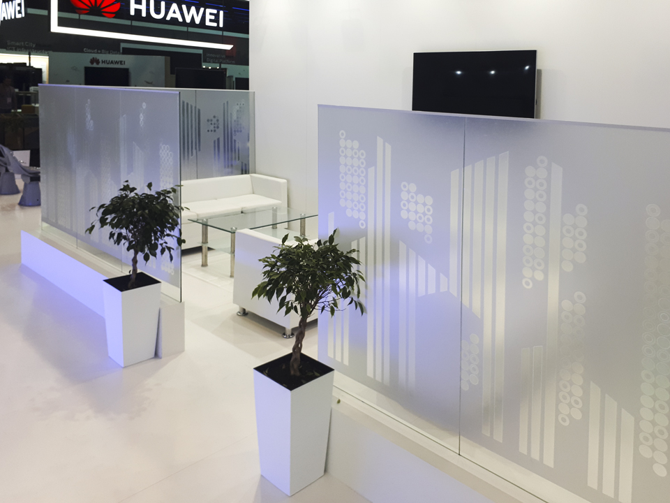 VEEX_productronica_Munchen_Hanwha_exhibition_stand